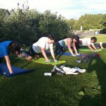 boot camp drill push ups with weights