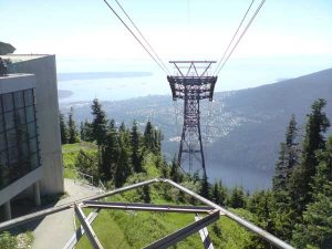 Grouse Mountain, Grouse Grind, gondola, Hike, Trail, Vancouver, BC