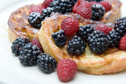gluten-free dairy-free high-protein French Toast Dr. Biali nutrition Le Physique Personal Training