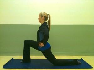 Hip flexor, Le Physique,