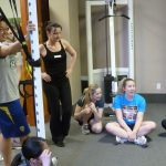 train the trainer, fundraiser, vancouver, personal training, beauty night society