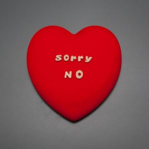 no, love, polite, stress management